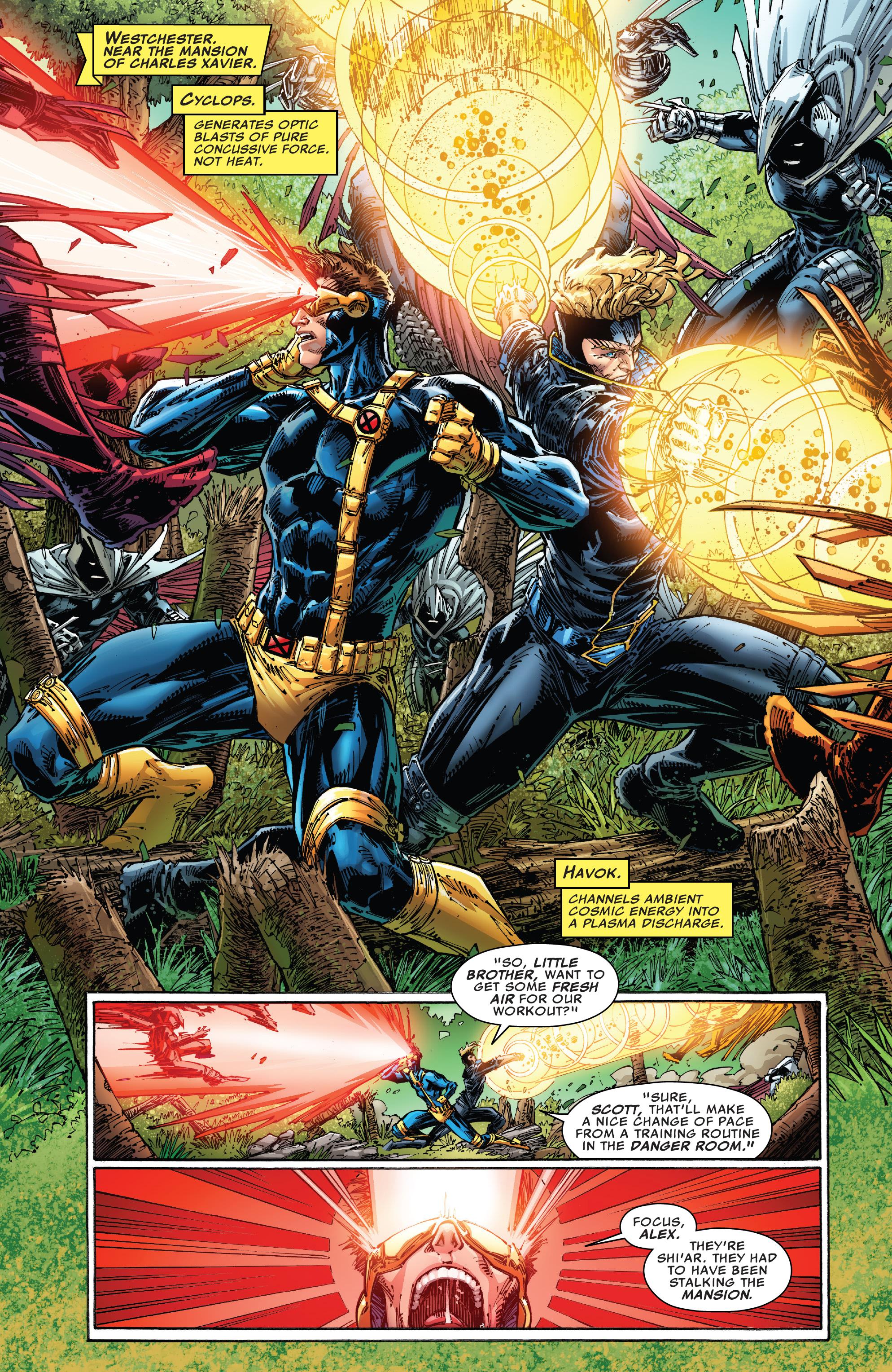 X-Men Legends (2021-) Chapter 1 - Page 5