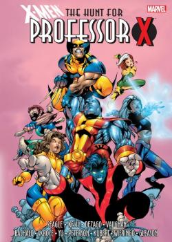 X-Men: The Hunt for Professor X (TPB) (2015)