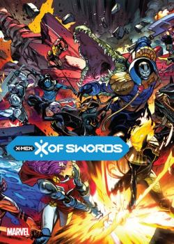 X-Men: X Of Swords (2021)