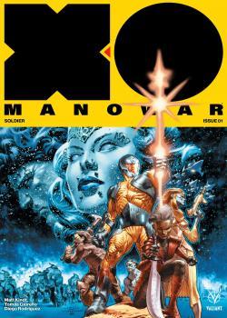 X-O Manowar(2017)