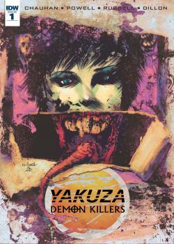 Yakuza Demon Killers(2016-)