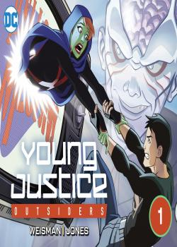 Young Justice Outsiders (2019)