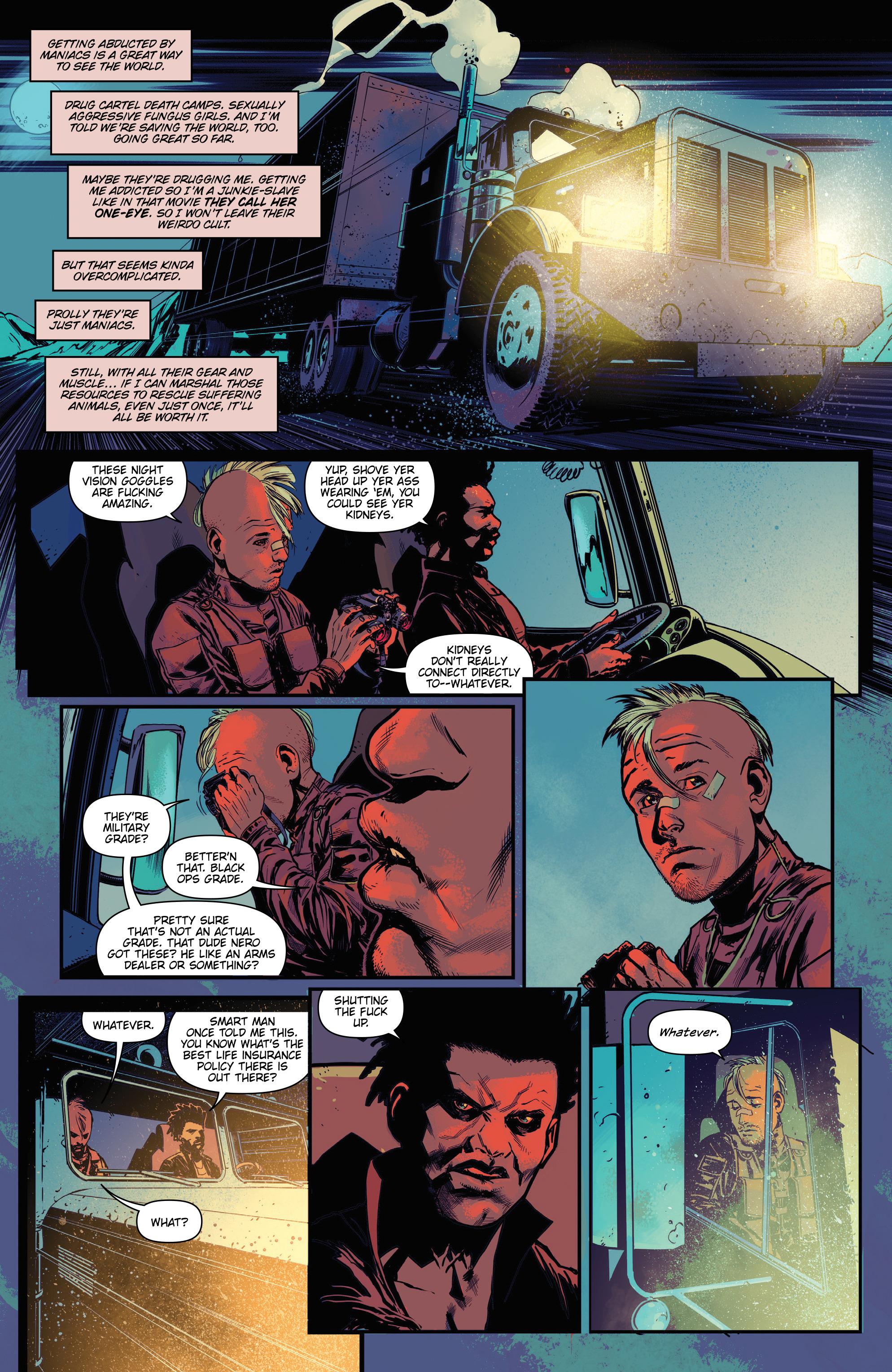年轻恐怖分子(2015-): Chapter 2 - Page 年轻恐怖分子(2015-)