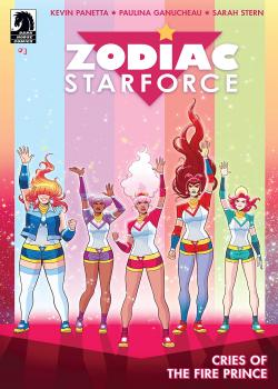 Zodiac Starforce: Cries of the Fire Prince (2017)