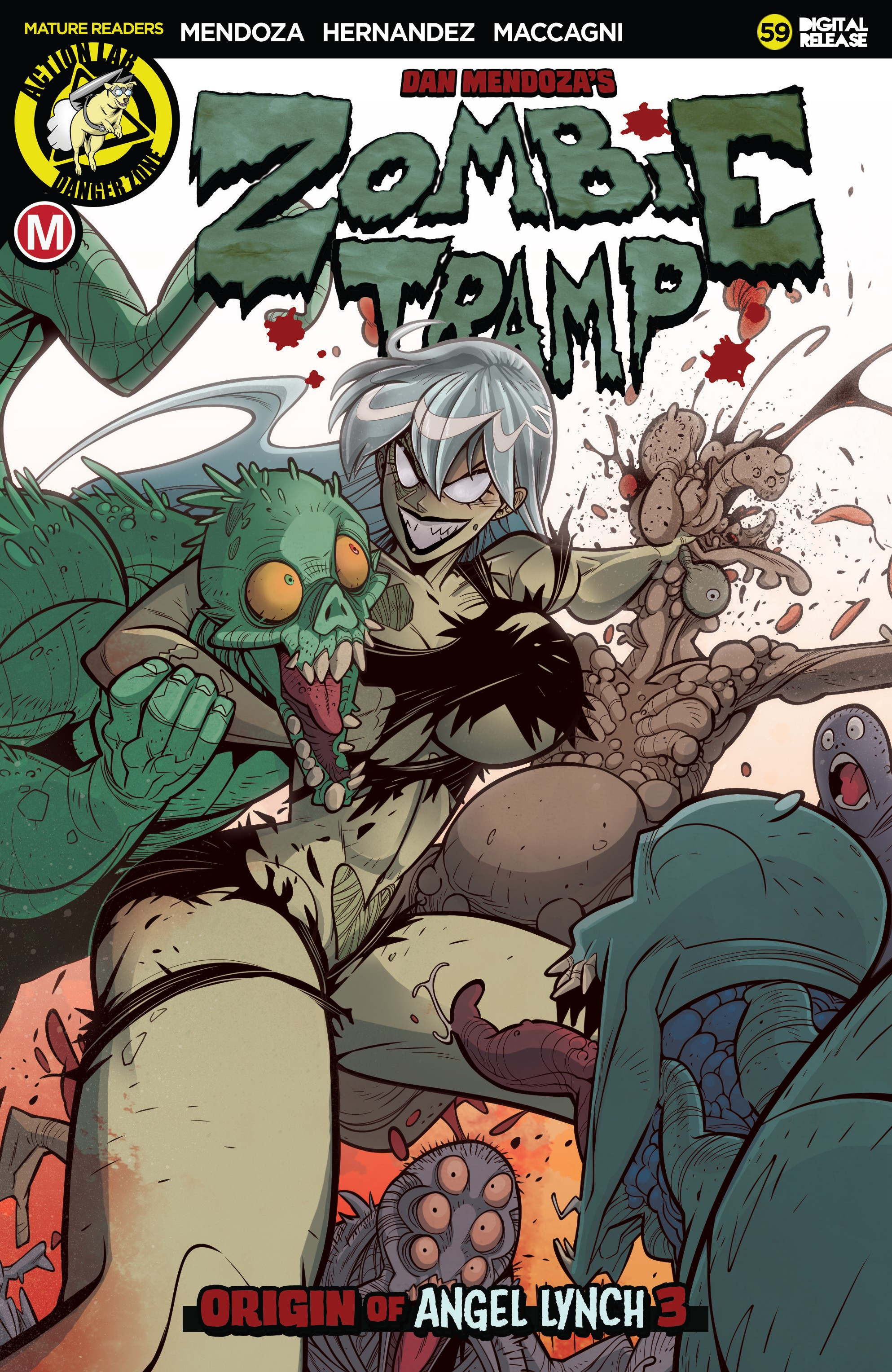 Zombie Tramp (2014-): Chapter 59 - Page 1