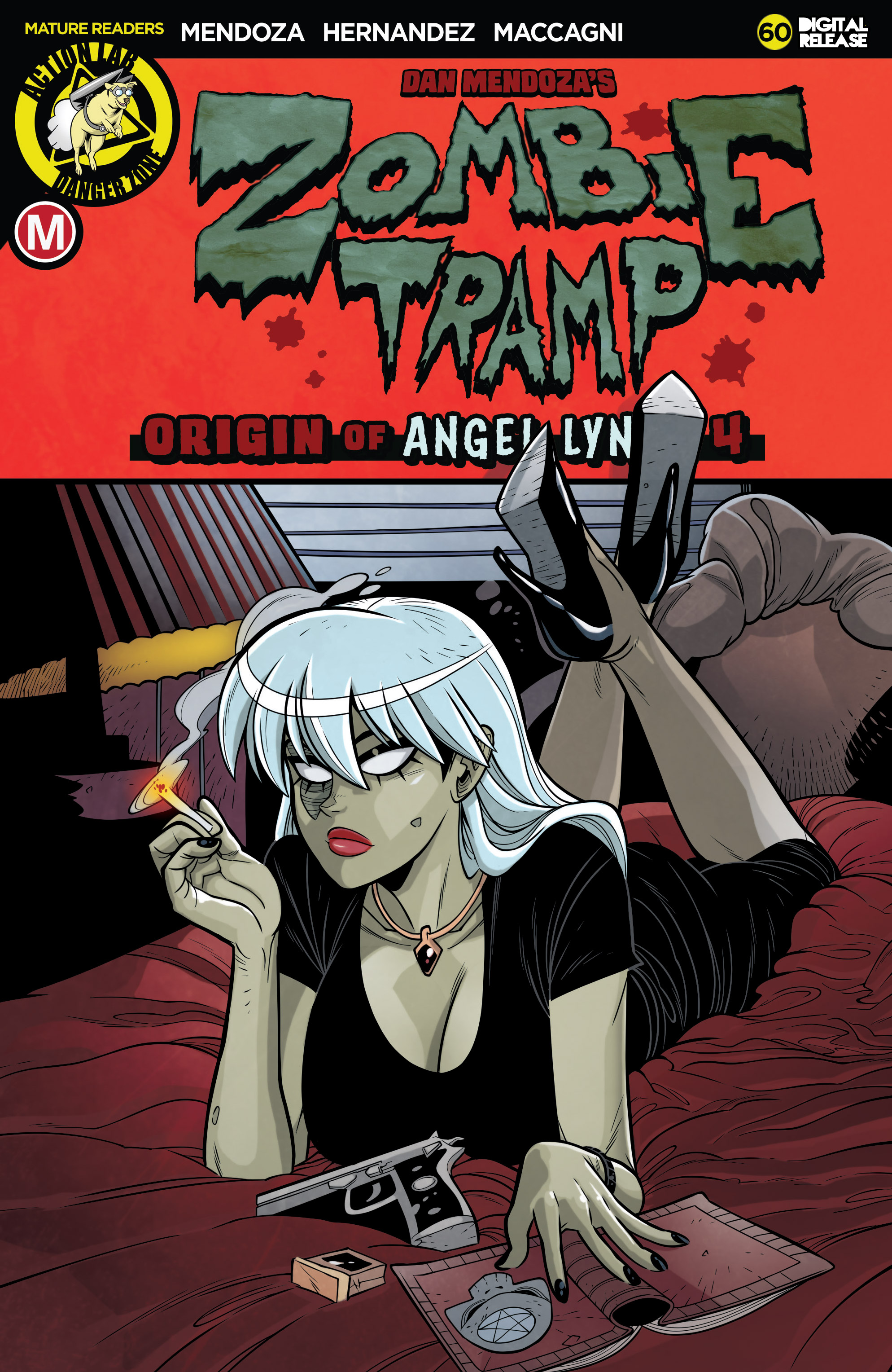 Zombie Tramp (2014-): Chapter 60 - Page 1