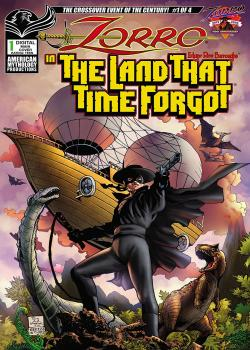 Zorro in the Land That Time Forgot (2020-)