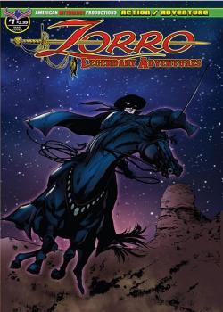 Zorro: Legendary Adventures (2019-)