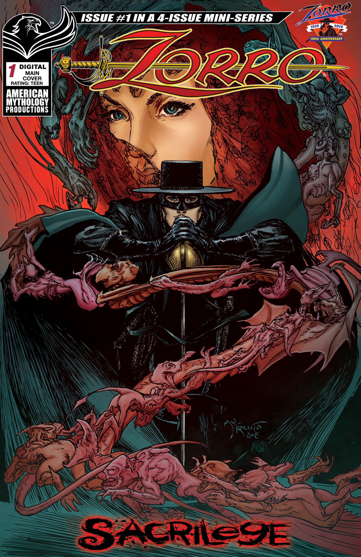 Zorro: Sacrilege (2019-): Chapter 1 - Page 1