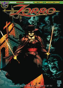 Zorro: Swords of Hell (2018-)
